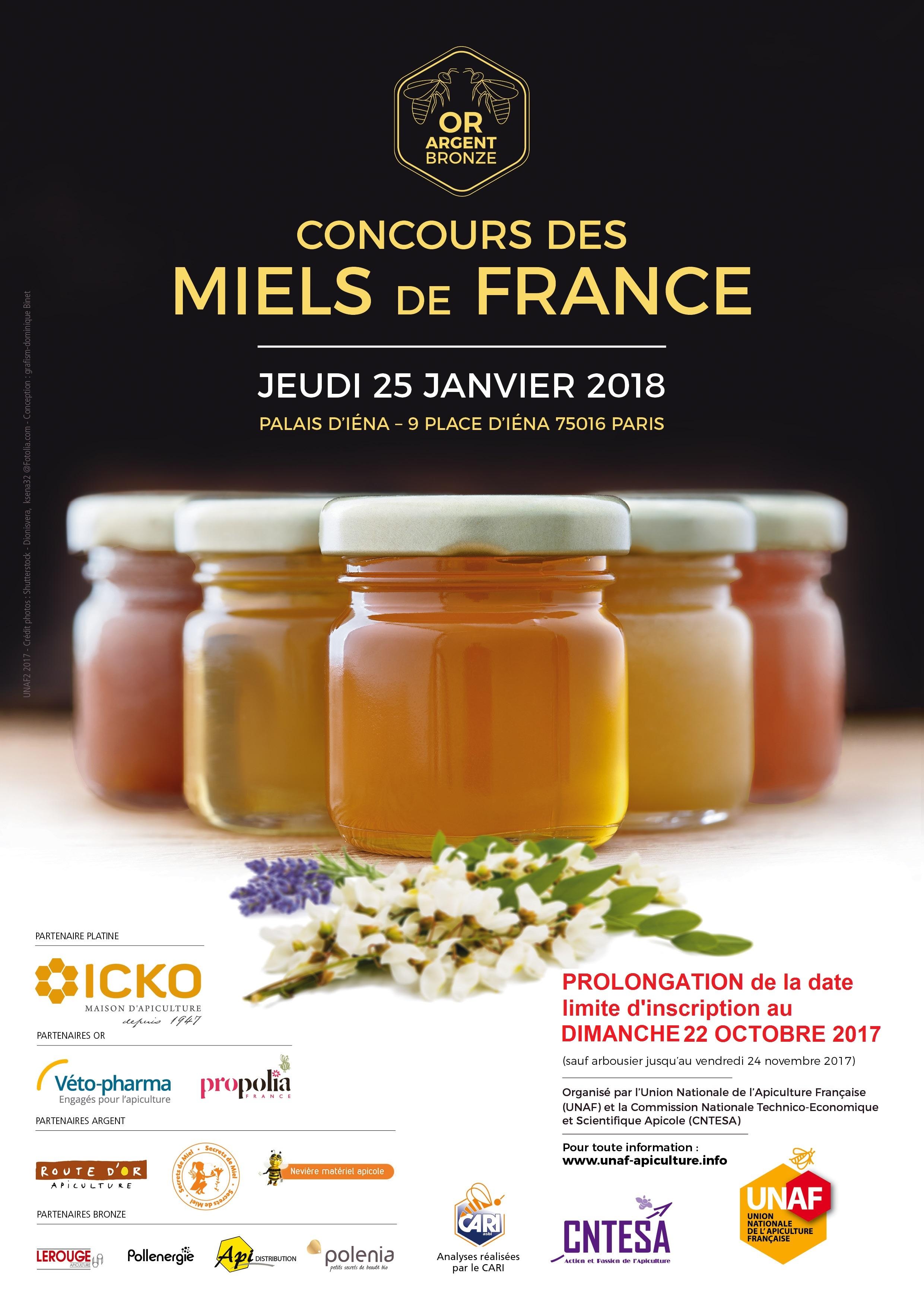 """Résultat de recherche d'images pour """"concours miel unaf"""""""
